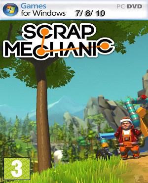 scrap mechanic download free