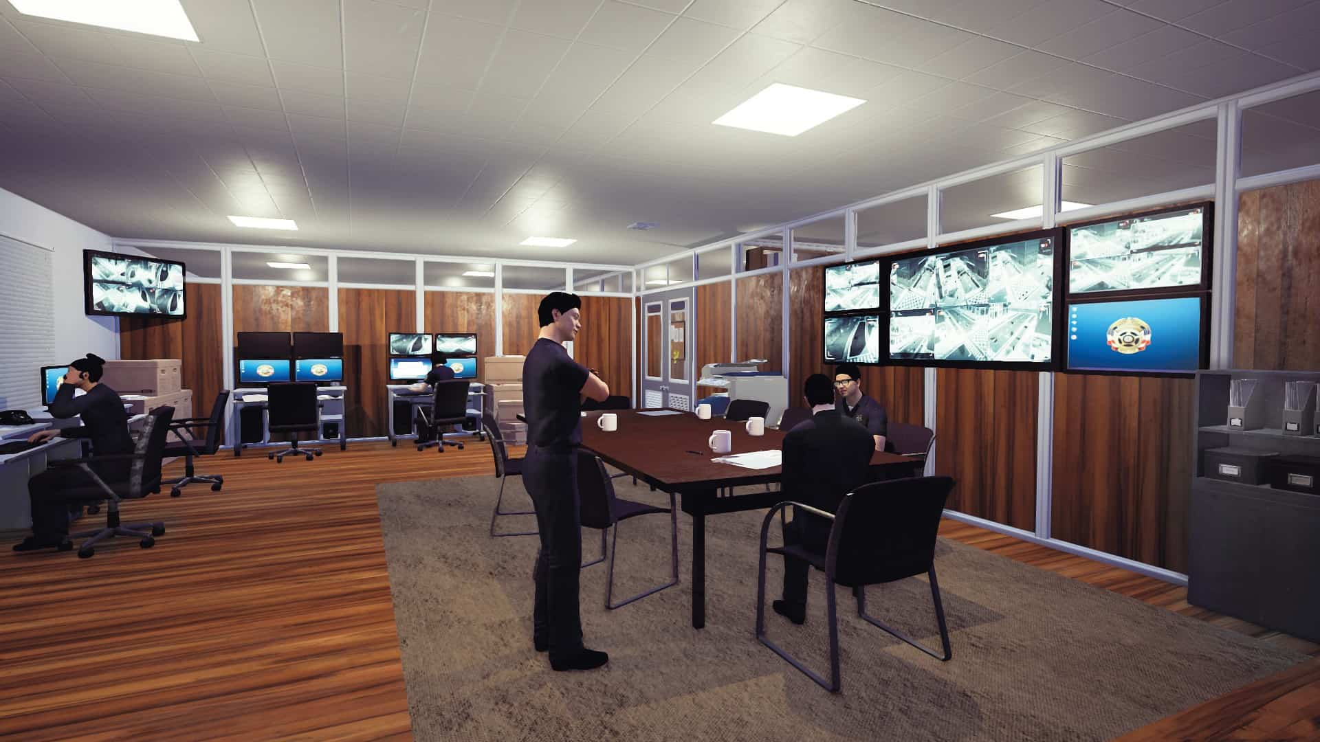 Police Simulator 18 Free Download Game