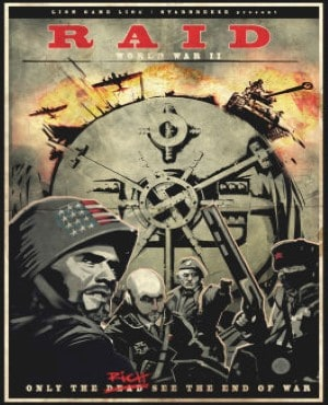 RAID: World War II Free Download game
