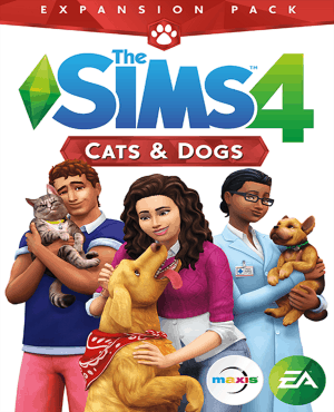 The Sims 4: Cats & Dogs Free Download game
