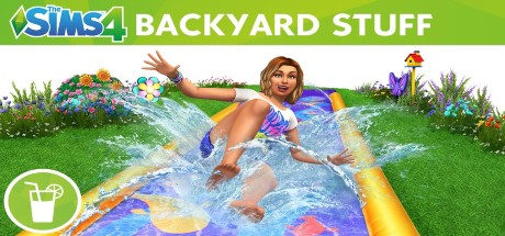 The Sims 4 Backyard Stuff Free Download game