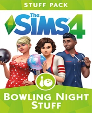 The Sims 4 Bowling Night Stuff Free Download game