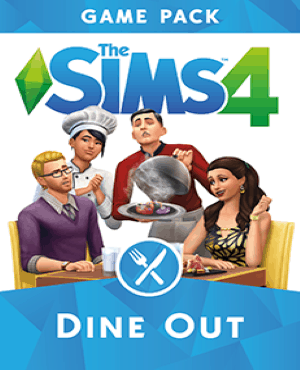 The Sims 4 Dine Out Free Download game