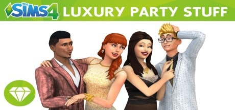 The Sims 4 Luxury Party Stuff Free Download game