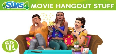 The Sims 4 Movie Hangout Stuff Free Download game
