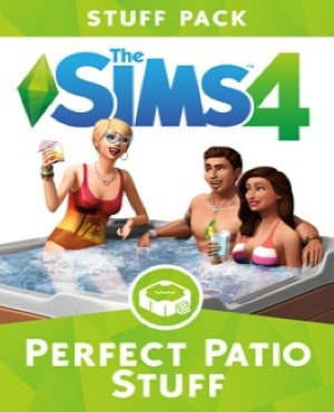 The Sims 4 Perfect Patio Stuff Free Download game