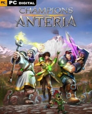 Champions of Anteria Free Download game