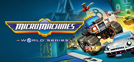 Micro Machines World Series Free Download game
