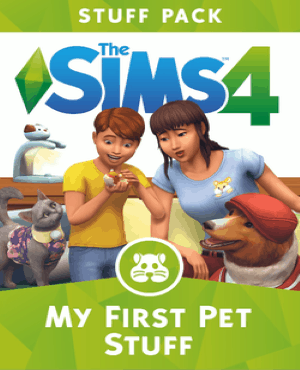The Sims 4 My First Pet Stuff Free Download game