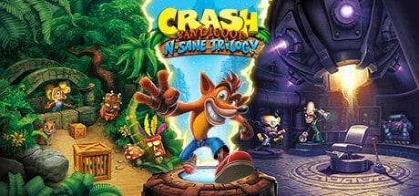 Crash Bandicoot N. Sane Trilogy Free pc game download
