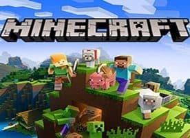 Minecraft free pc