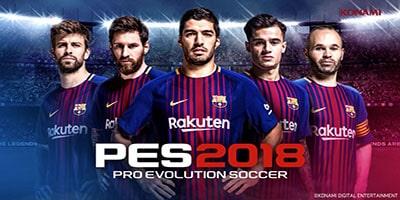 Pro Evolution Soccer 2018 Download Game