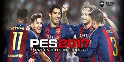 PES 2017 free download