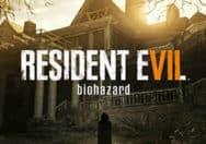 Resident Evil VII game