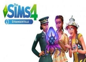 The Sims 4 Stranger Ville Download