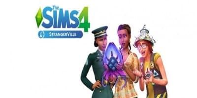 The Sims 4 Stranger Ville Download