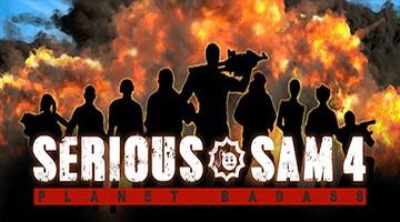 Serious Sam 4 Planet Badas
