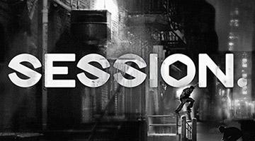 Session Skateboarding Sim Game