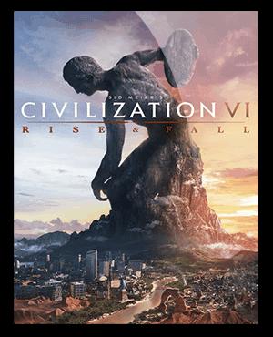 Sid Meiers Civilization VI Rise and Fall